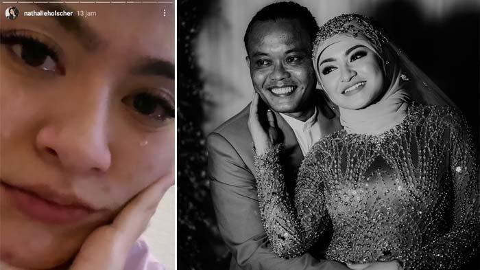 Artis Nathalie Holscher dan Sule Ternyata Sudah Pisah Ranjang, Sule Pergi ke Bandung