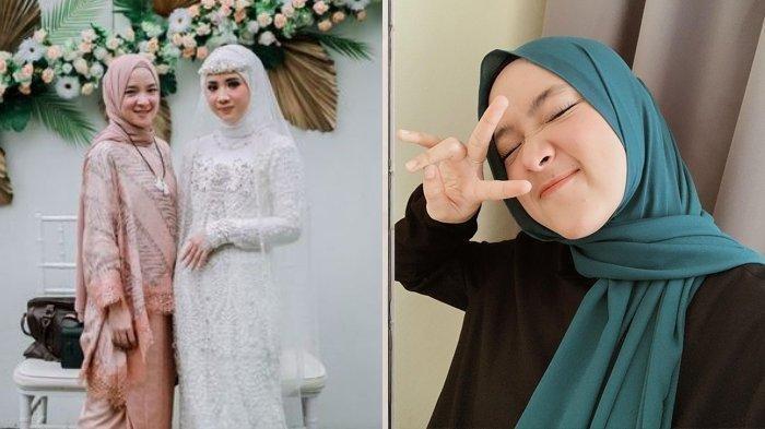 Nissa Sabyan Akhirnya Muncul sebagai Bridesmaid Pernikahan