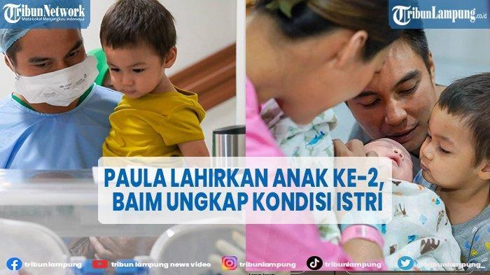 Kondisi Paula Verhoeven Seusai Melahirkan Anak Ke-2 Diungkap Baim Wong