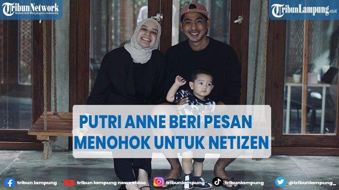 Putri Anne, Istri Arya Saloka Beri Sindiran Keras via Instagram