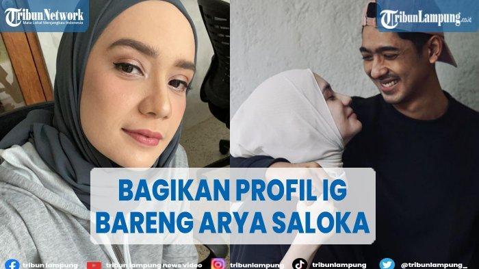 Unggah Foto Profil dengan Sang Suami Arya Saloka, Putri Anne Dapat Cibiran Haters