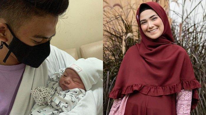 Nadya Mustika Melahirkan di Bulan Ramadhan Rizki DA Ungkap Nama Anak