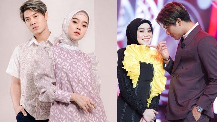 Lesti Kejora Temui Keluarga Besar Rizky Billar di Medan