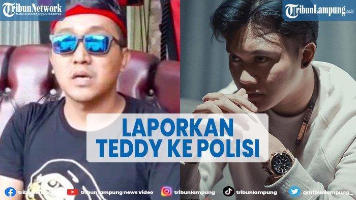 Status Teddy Setelah Dilaporkan Anak Sule ke Polisi
