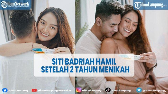 Penantian 2 Tahun, Siti Badriah Akhirnya Hamil