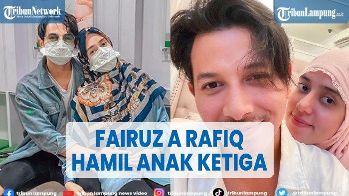 Fairuz A Rafiq Hamil Anak Ketiga, Sonny Septian Bagikan Kabar Bahagia