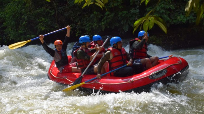 Kedepan Bakal Ada Objek Wisata Water Boom dan Arung Jeram di Lampung Utara