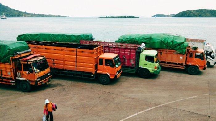 Arus Penyeberangan di Pelabuhan Bakauheni Relatif Normal