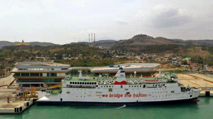 JADWAL Kapal di Pelabuhan Bakauheni Dermaga Eksekutif Selasa 22 Juni 2021