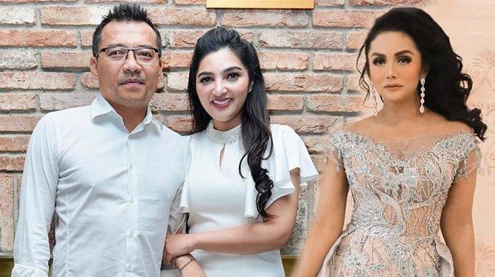 Ashanty Akhinya Jujur Sempat Canggung Bertemu Krisdayanti di Pernikahan Atta dan Aurel