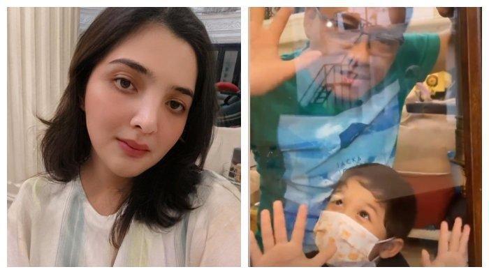 Ashanty Ungkap Kondisi saat Kritis, Alami Kejang hingga Sesak Nafas