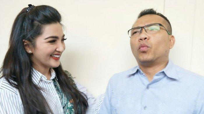 Ungkapan Permohonan Maaf Ashanty yang Terbaring Lemah di RS