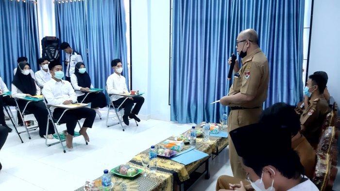 Pelatihan di BLK Sabilun Najah Mesuji Lampung Diharapkan Tekan Pengangguran