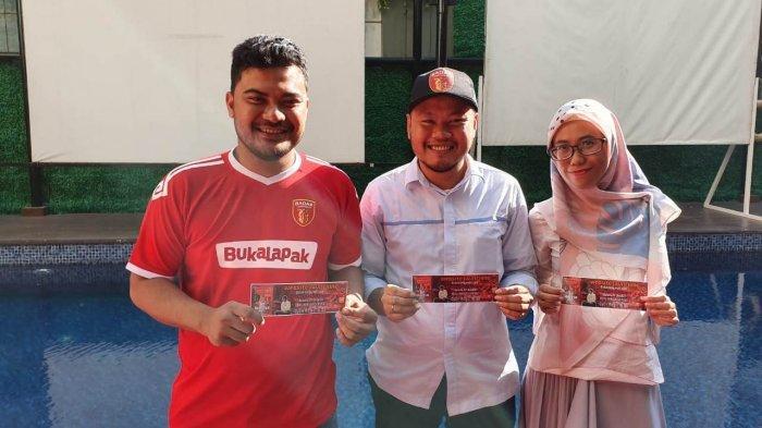 Saat Asmen Stakeholder PLN UID Lampung Ramalkan Perseru Badak Lampung Berakhir Imbang
