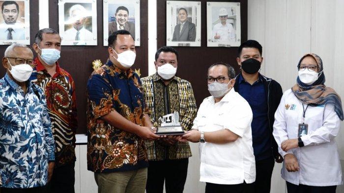 Pelindo II Cabang Panjang Terima Kunjungan Kerja Komisi VI DPR RI