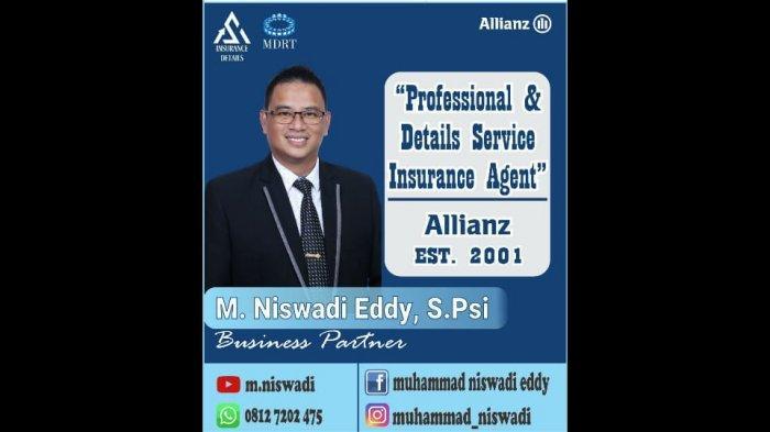 Allianz Lampung Bayar Klaim Rp 350 Juta Lebih Penyakit Kritis Ringan dan Isoman Cover Reimbursment
