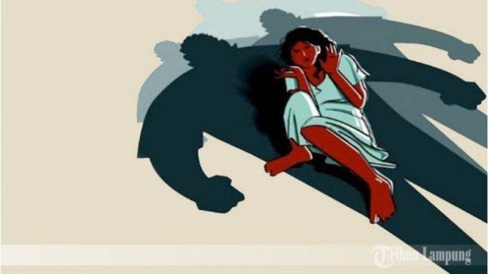 Remaja Putri Dirudapaksa Kakak dan Ayah Kandung