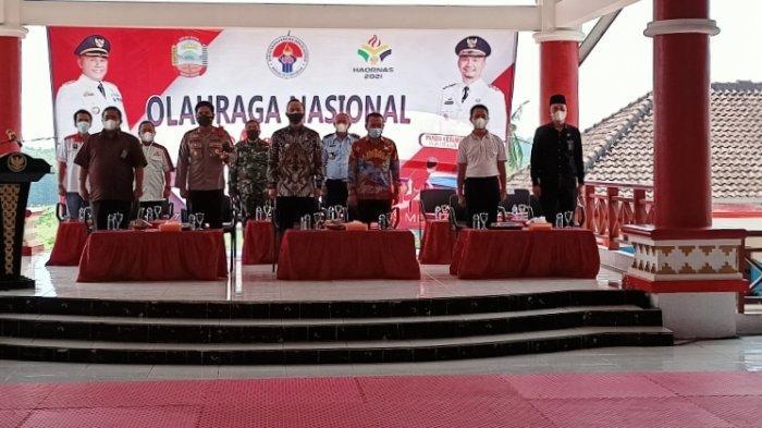 Atlet Lampung Selatan Peraih Medali Emas di PON Dapat Golden Ticket untuk Jadi Polisi