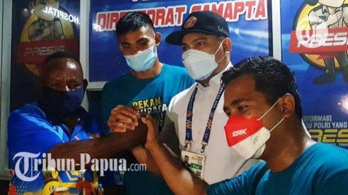 Kericuhan di Cabor Tinju PON XX Papua, Pelaku Pemukulan Atlet Tinju DKI Jakarta Telah Minta Maaf
