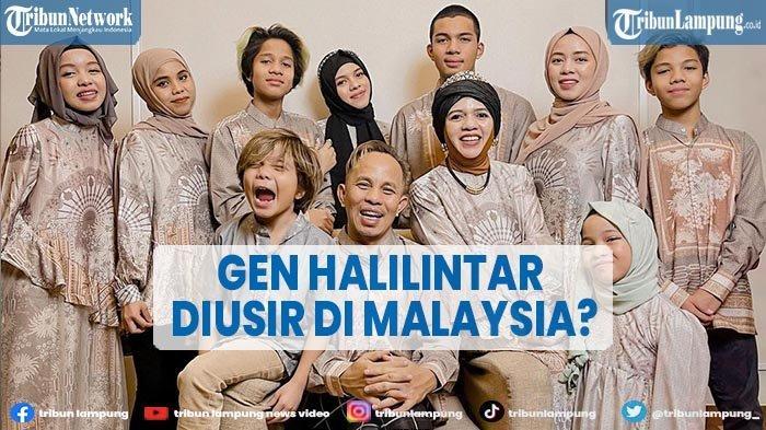 Atta Halilintar Bantah Tudingan Keluarga Gen Halilintar Diusir di Malaysia