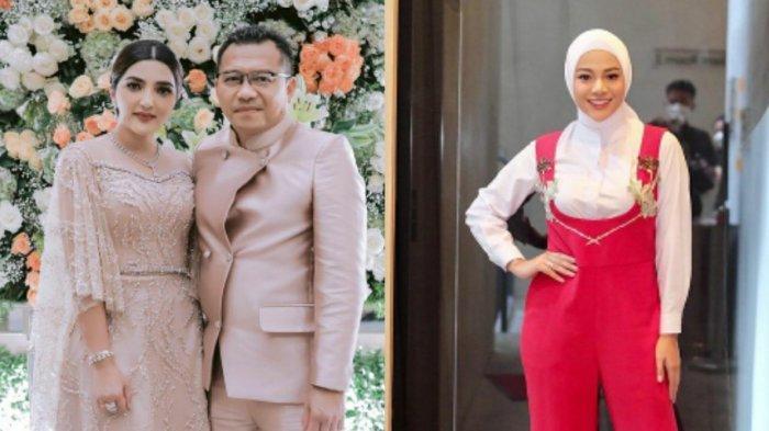 Reaksi Suami Ashanty Soal Penampilan Baru Aurel Hermansyah