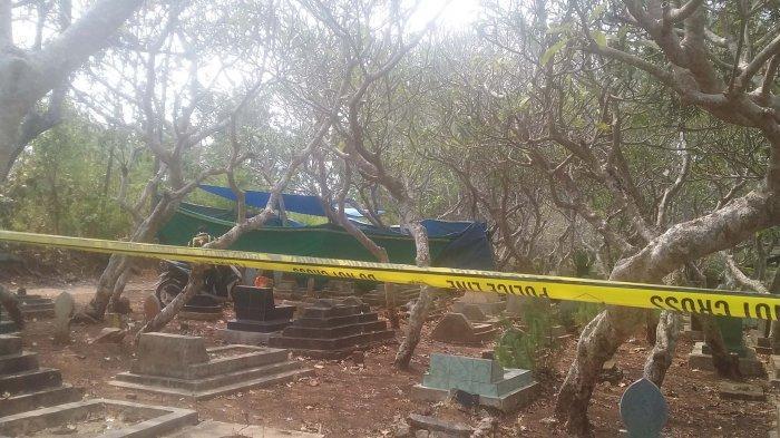 Diduga Tewas karena Dicekoki Air, Makam Mahasiswa FISIP Unila Dibongkar untuk Autopsi