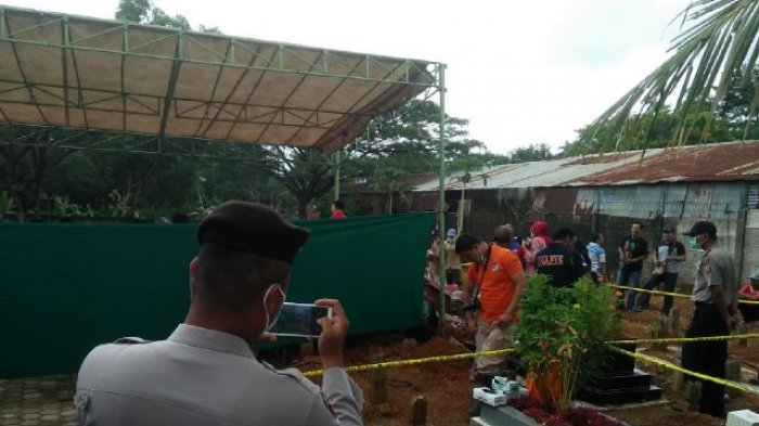 Dari Rekonstruksi Kematian Eks Sopir Bupati Lampung Utara, Korban Dibuang ke Bypass Seusai Dianiaya