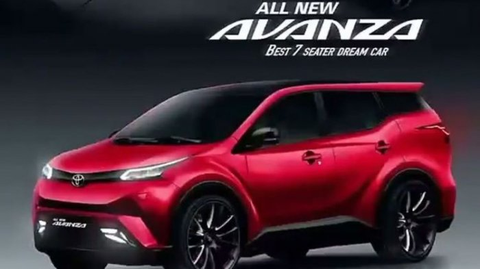 Avanza Model Terbaru dan Xenia Model Terbaru Sudah Bisa Dipesan, Berapa Harganya?