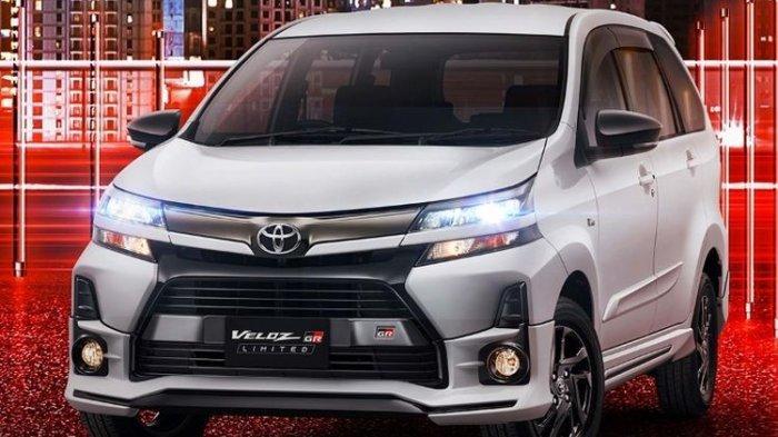 Toyota Luncurkan Avanza Veloz GR Limited