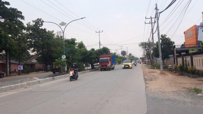Pemprov Lampung Diminta Maksimalkan Drainase di Jalan Ryacudu