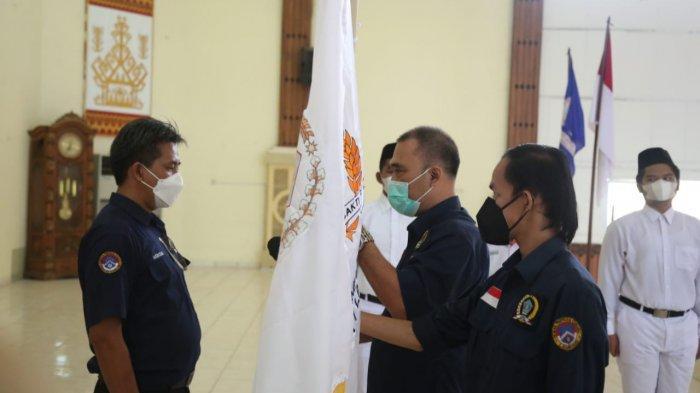 AWPI DPC Lampung Timur Resmi Dilantik, Wabup Azwar Harapkan Perkembangan Jurnalistik