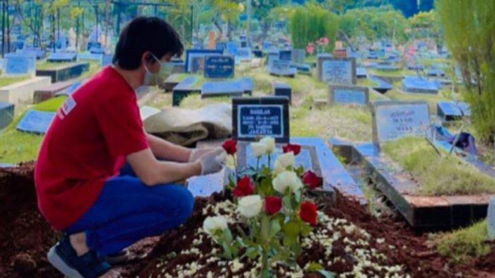 Ayah Arbani Yasiz Meninggal Dunia karena Covid-19, Pesan Terakhir Sang Ayah Untuk Arbani