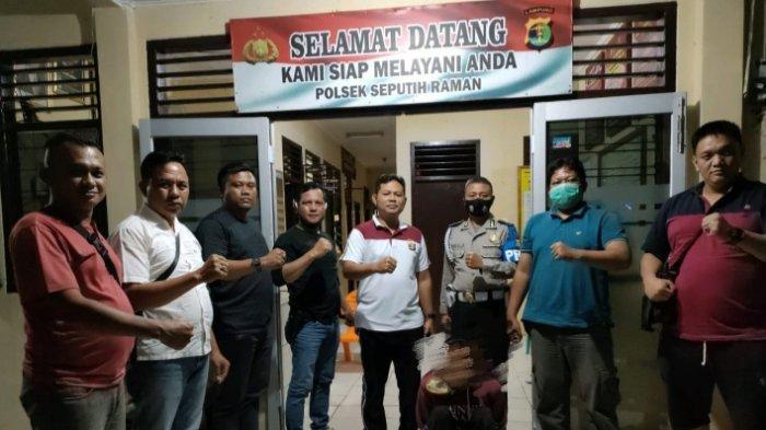 BREAKING NEWS Seorang Ayah di Seputih Raman Lampung Tengah Nodai Putri Kandungnya