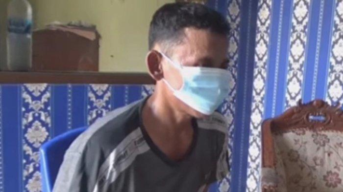 Ayah yang Rudapaksa Anak Tiri di Lampung Tengah Ditangkap atas Kecurigaan Nenek Korban