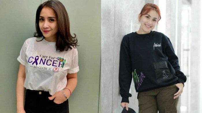 Ayu Ting Ting Dituding Tiru Fashion Nagita Slavina, 'Emang Dia Doang yang Punya Barang?'