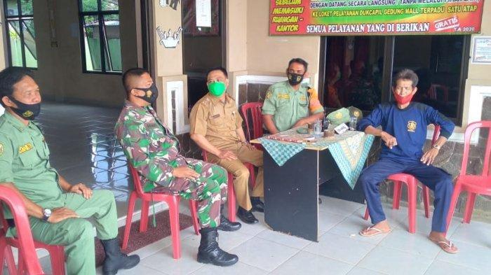Personel Kodim 0410/KBL Rutin Patroli Keamanan dan Ketertiban Masyarakat