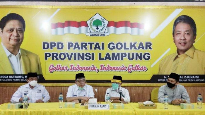 Bacalon Wakil Kada Lampung Selatan Antoni Imam Dinyatakan Sembuh Covid-19 oleh Tim Dokter
