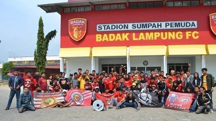 Badak Lampung FC Diliburkan, Blaster Saburai Kecewa Balafans Pasrah