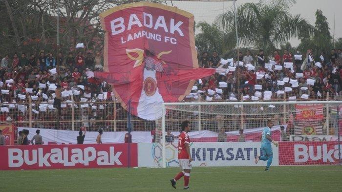 Ilustrasi. Badak Lampung FC dikabarkan kedatangan pemain baru yang akan membantu skuad Laskar Saburai mengarungi jadwal Liga 2 2021.