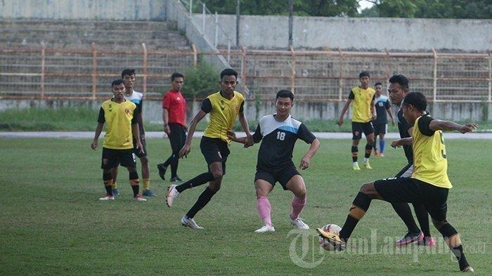 Badak Lampung FC Tampil Menawan Kala Cukur Lampung Football Tour FC 11-0 di Laga Uji Coba