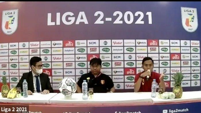 Usai Kalah dari Dewa United, Badak Lampung FC akan Bertemu Cilegon United