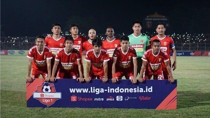 Badak Lampung Lakukan Persiapan Hadapi Madura United, Harga Tiket dan Cara Beli Tiket Badak Lampung