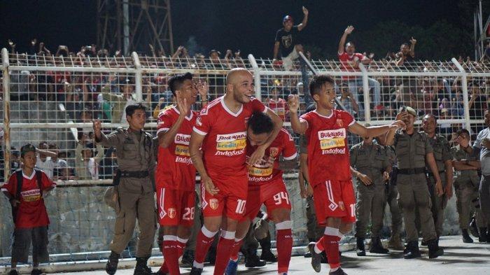 LINK LIVE STREAMING Bali United vs Badak Lampung Selasa 22 Oktober 2019, Prediksi Susunan Pemain