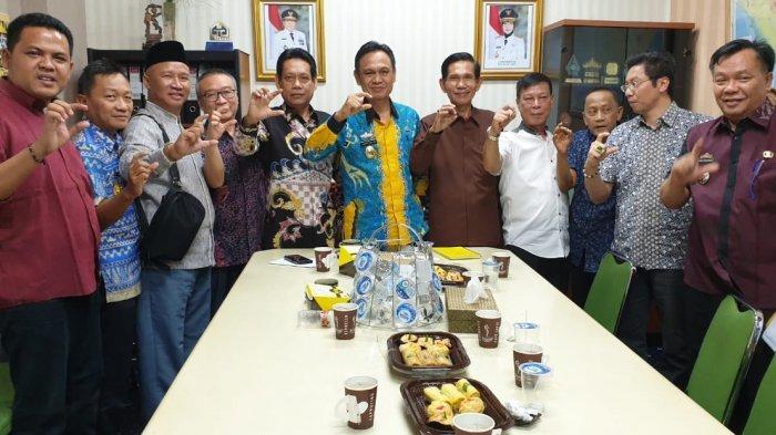 Dewan Kopi dan Aeki Bahas Impor Kopi dengan Pemprov Lampung