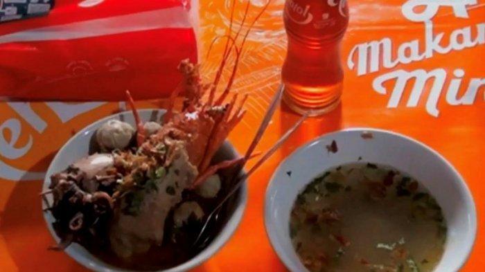 Kuliner Lampung, Ada Bakso Lava Lobster di Lampung Utara