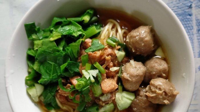 Kuliner Lampung, Bakso Mang Nok Kalianda