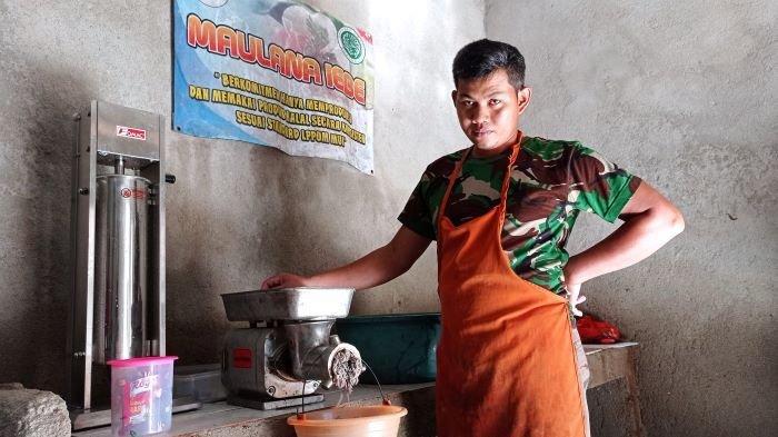 Kuliner Lampung, Bakso Maulana IEBE di Mesuji Sediakan Bakso Ikan yang Lezat
