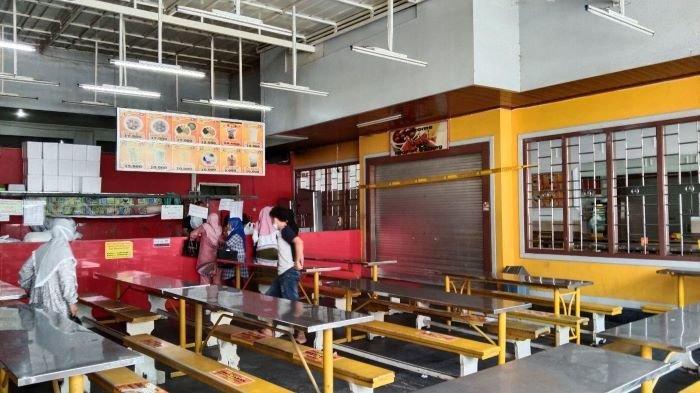 Masih Disegel Pemkot Bandar Lampung, Bakso Son Haji Sony I Tetap Layani Konsumen