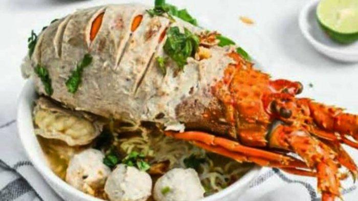 Kedai Wong Cilik Sedia Bakso Kepiting dan Lobster