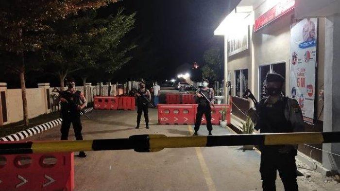 Baku Tembak di Mabes Polri, Kapolres Instruksikan Perketat Penjagaan di Mapolres dan Mapolsek Mesuji